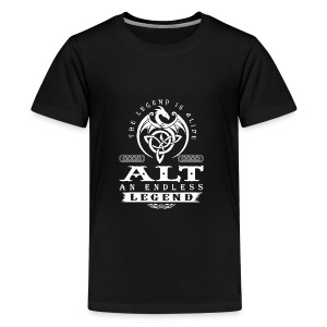 ALT - Kids' Premium T-Shirt