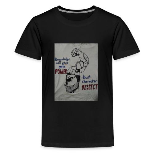 Mental Strength - Kids' Premium T-Shirt