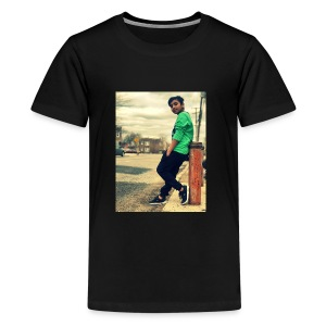 Malik Ahtisham - Kids' Premium T-Shirt