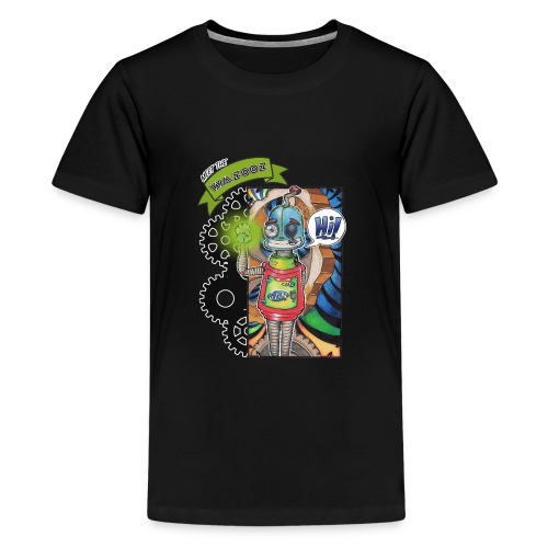 Meet Sam - Wazooz Style - Kids' Premium T-Shirt
