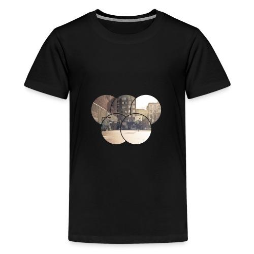 Basketball Backyard - Kids' Premium T-Shirt