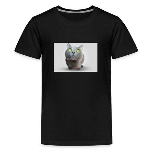 funny cat T-shirt - Kids' Premium T-Shirt