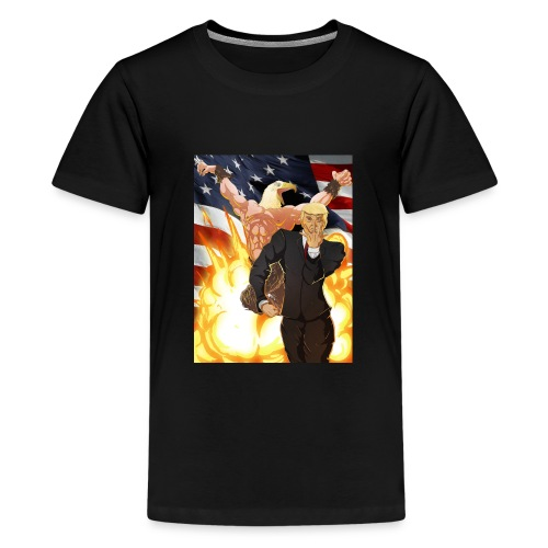 Trumps stand - Kids' Premium T-Shirt