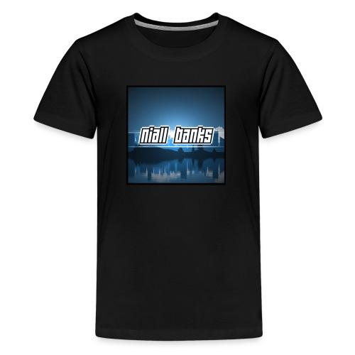 Niall Banks - Kids' Premium T-Shirt