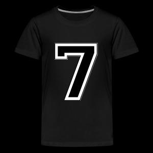 Started at 7 by Lil Kodak - Kids' Premium T-Shirt