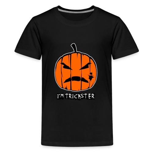 HALLOWEEN - IM TRICKSTER - Kids' Premium T-Shirt