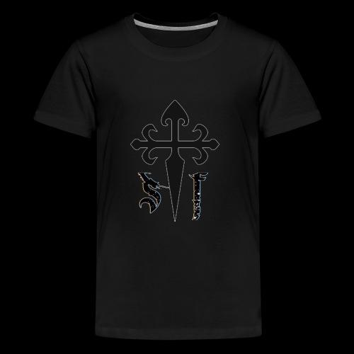 Simply Faith Logo - Kids' Premium T-Shirt