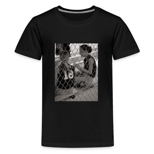 Dugout Princess - Kids' Premium T-Shirt