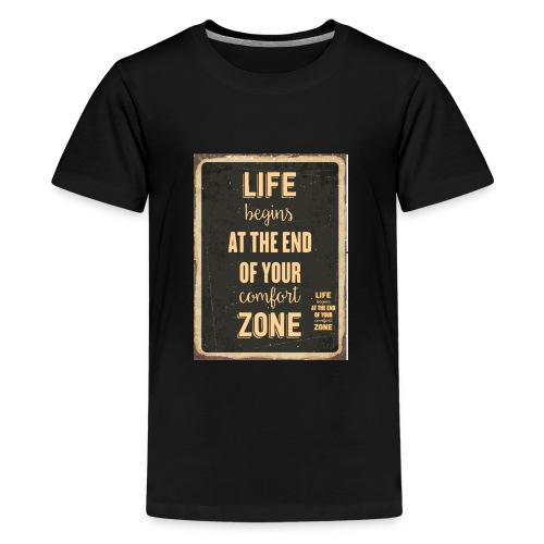 kiss your life - Kids' Premium T-Shirt