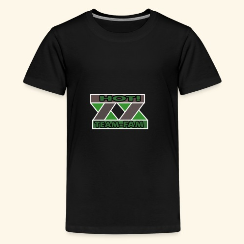 Tsunamii244 merch - Kids' Premium T-Shirt