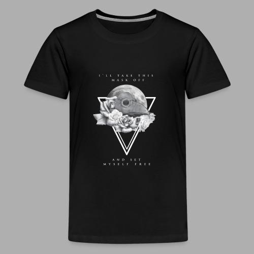Masquerade - Kids' Premium T-Shirt