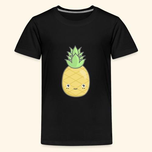 Pineapple Squad - Male - Kids' Premium T-Shirt