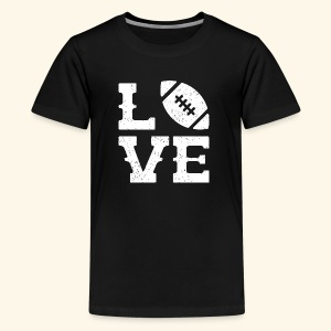 Football Love - Kids' Premium T-Shirt