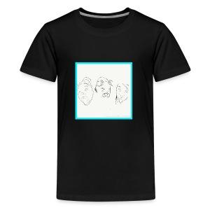 Cartoons - Kids' Premium T-Shirt