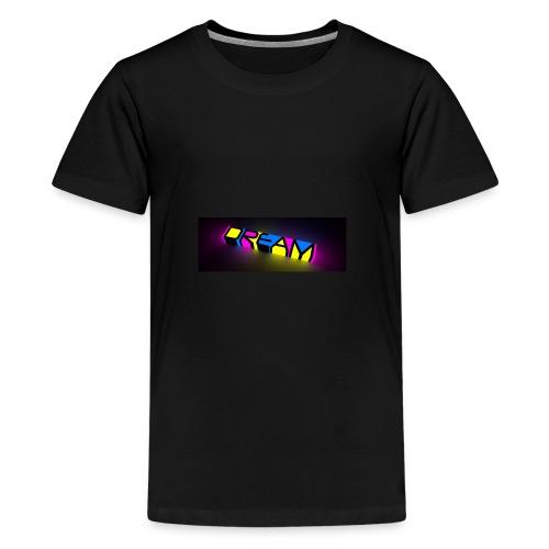 dream color neon - Kids' Premium T-Shirt