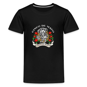 Cinco De Mayo Mariachi Party - Kids' Premium T-Shirt
