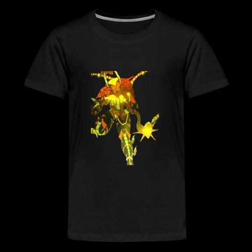 Scargill of Death and Destruction.... - Kids' Premium T-Shirt
