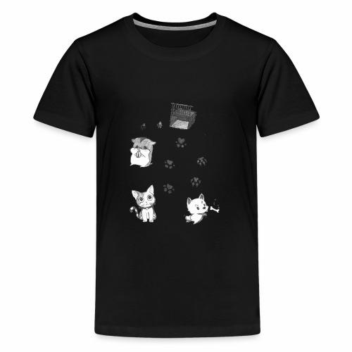 #FreeTheAnimals - Kids' Premium T-Shirt
