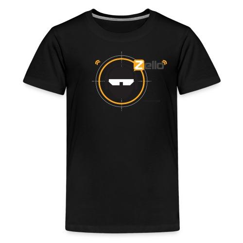 TSP Zello Logo - Kids' Premium T-Shirt