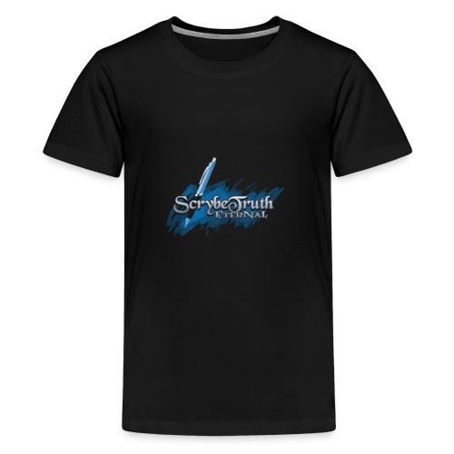 Scrybetruth PenLyfeStyle - Kids' Premium T-Shirt