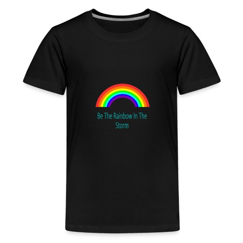 Rainbow Design - Kids' Premium T-Shirt