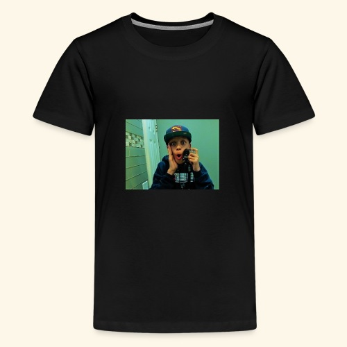 Pj Vlogz Merch - Kids' Premium T-Shirt
