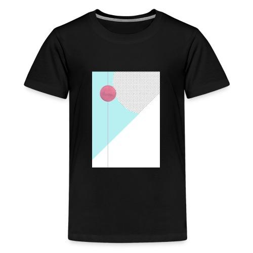 Retro Mars! - Kids' Premium T-Shirt
