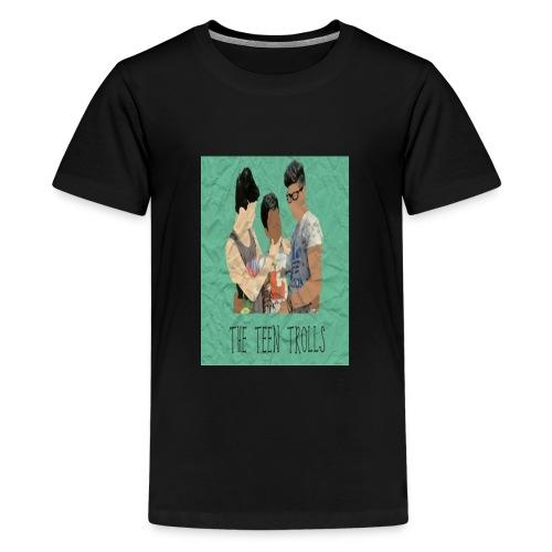 THE TEEN TROLLS - T-SHIRT - Kids' Premium T-Shirt