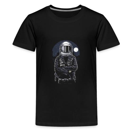 Astronaut Rebel - Kids' Premium T-Shirt