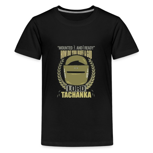 Lord Tachanka logo - Kids' Premium T-Shirt