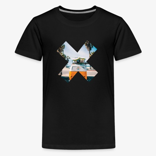 surf's up - Kids' Premium T-Shirt