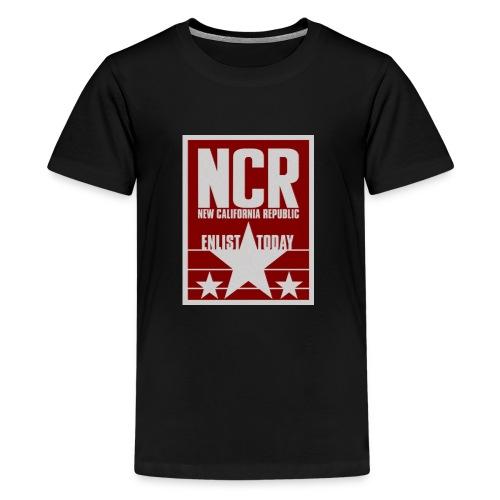new california republic - Kids' Premium T-Shirt