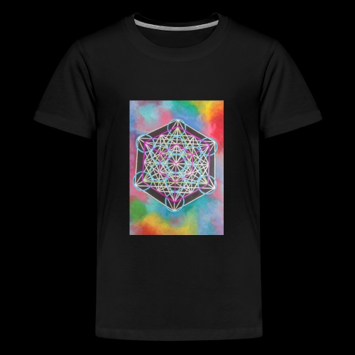 The Cube - Kids' Premium T-Shirt