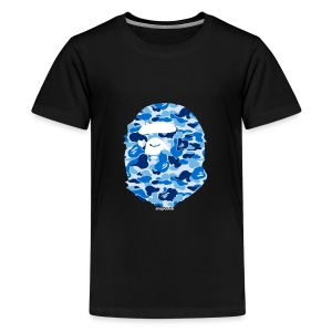 Bape snapceleb collab - Kids' Premium T-Shirt