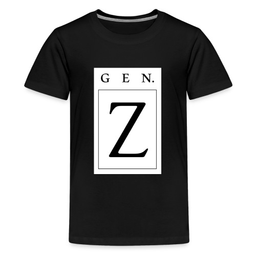 Generation Z - Kids' Premium T-Shirt