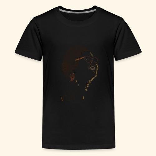 om kalsoum - Kids' Premium T-Shirt
