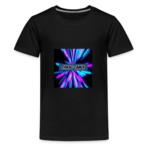 Chirag Gamer Logo - Kids' Premium T-Shirt