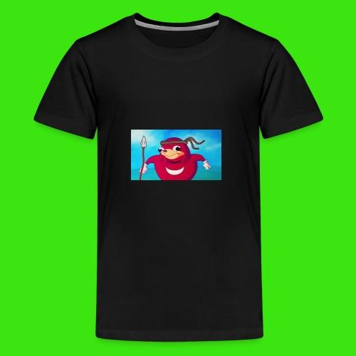 Do you know de wei - Kids' Premium T-Shirt