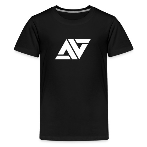 nighstky.addicts logo - Kids' Premium T-Shirt