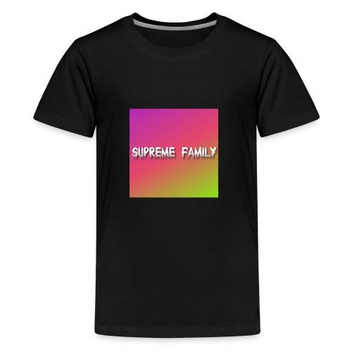 Supreme Family - Kids' Premium T-Shirt