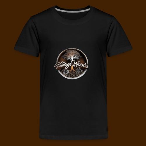 Village Woodz - Kids' Premium T-Shirt