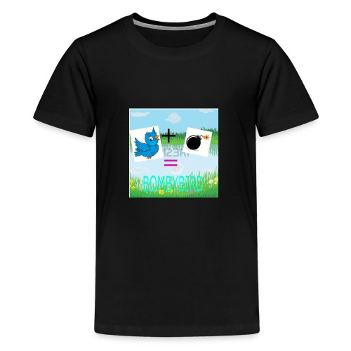 merchandise logo - Kids' Premium T-Shirt