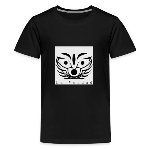 la verda - Kids' Premium T-Shirt
