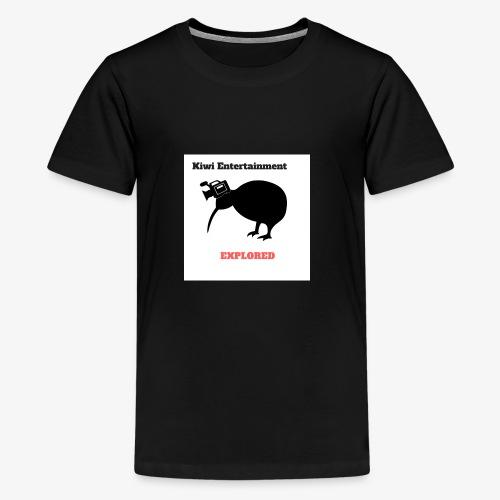 Kiwi Entertainment 1 - Kids' Premium T-Shirt