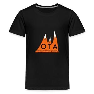 Logo OTA - T-shirt premium pour ados