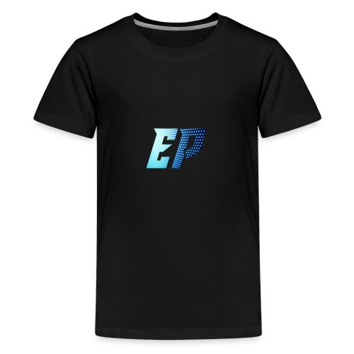 THE EMERALD PLAYS LOGO - Kids' Premium T-Shirt