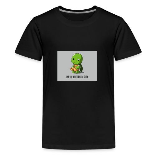 Ninja Diet - Kids' Premium T-Shirt