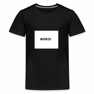 Boris merch - Kids' Premium T-Shirt