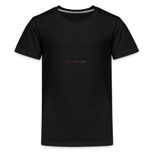 Depression///Rain - Kids' Premium T-Shirt