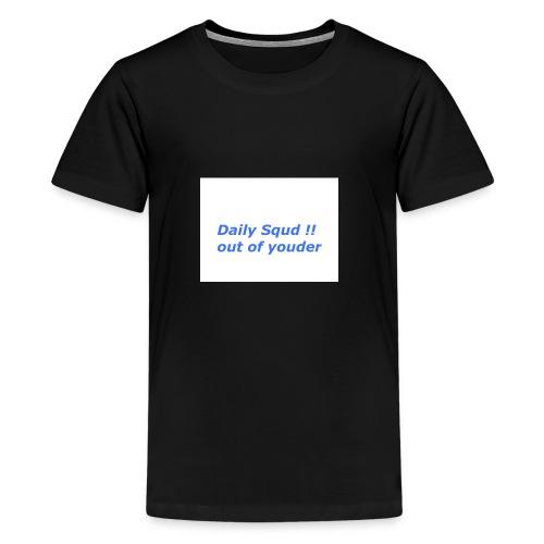 daily squd - Kids' Premium T-Shirt
